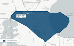 NeoCity Tax Opportunity Zone